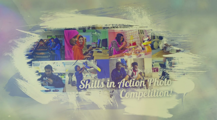 UNESCO-UNEVOC Skills in Action Photo Competition 2021
