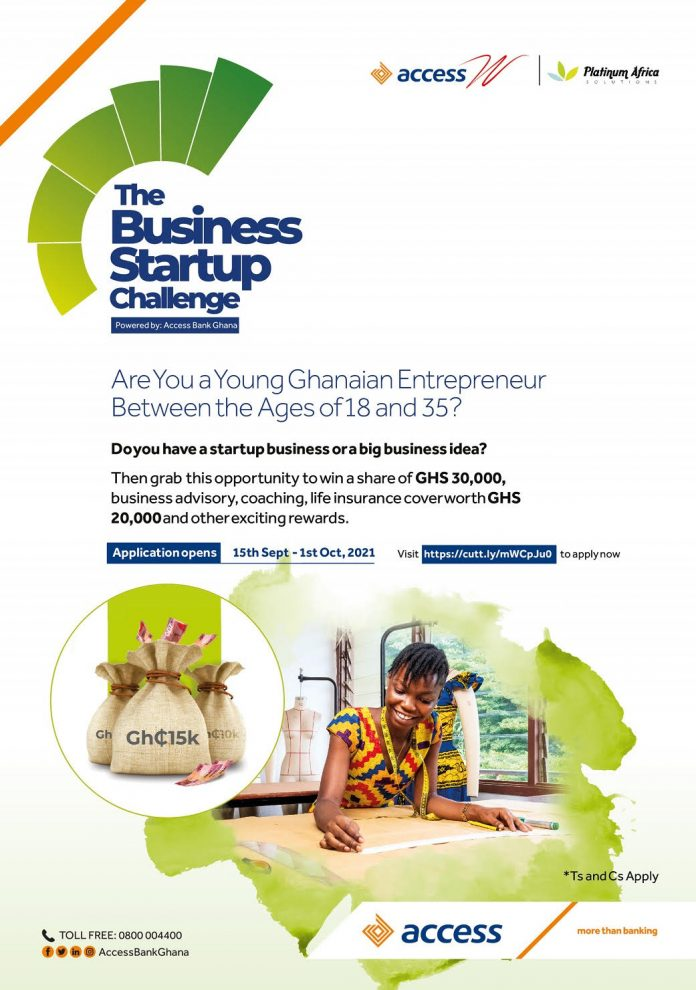 Access Bank Ghana Business Startup Challenge