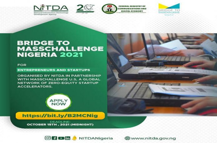 Bridge To MassChallenge Nigeria 2021