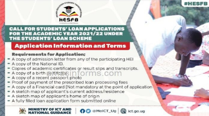 ILMIS Student Loan scheme
